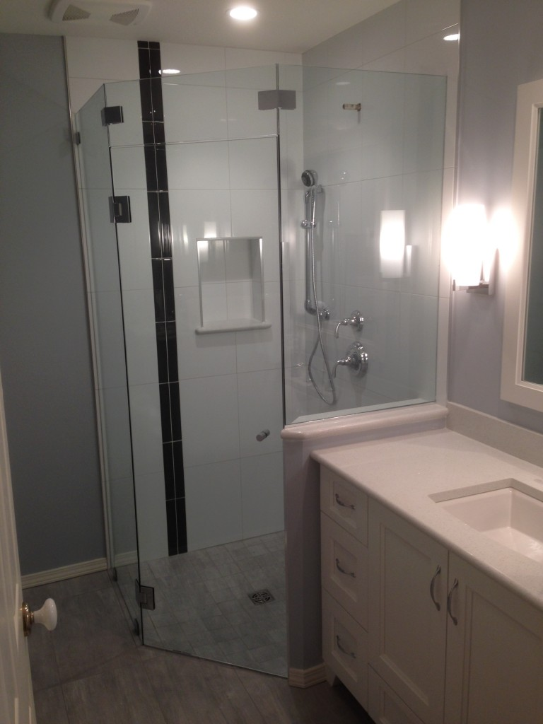 Surrey Glass Shower Door